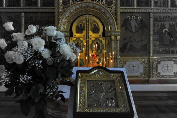 Престольный праздник в Преображенском женском монастыре