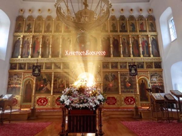 Пасхальное чудо в Спасо-Преображенском женском монастыре
